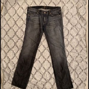 7 For All Mankind Women's Jeans Kate Style Size 31